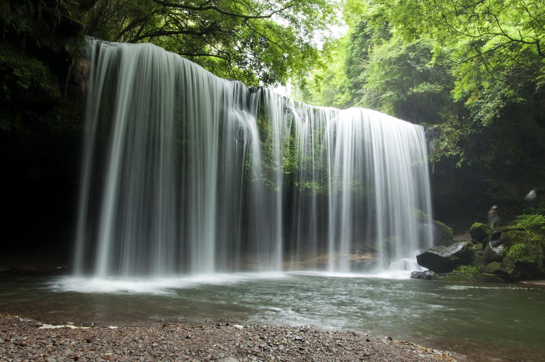 鍋ヶ滝公園   観光地   【公式】熊本県観光サイト もっと、もーっと ...